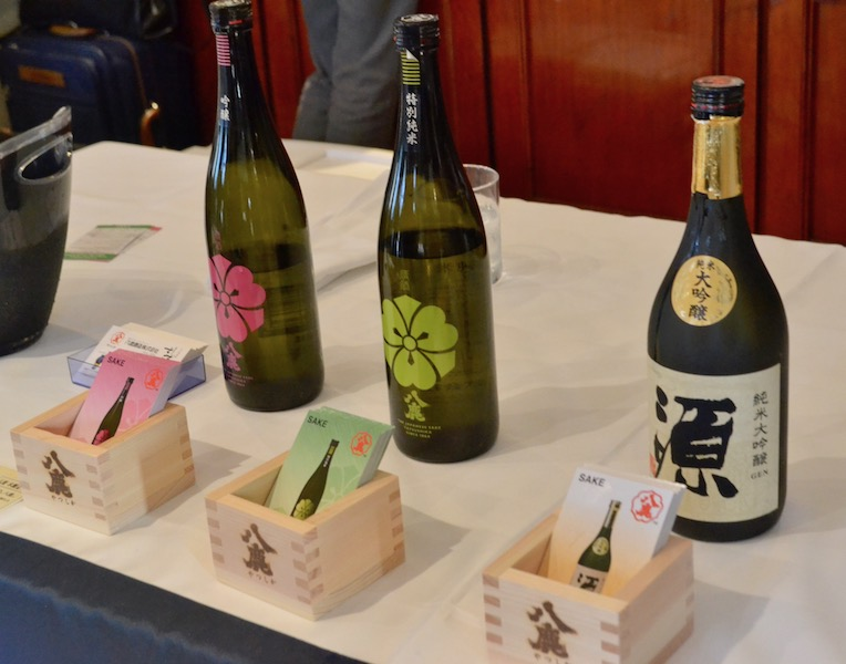 Japanese sake breweries gather in Sydney for a specialised